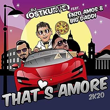 That's Amore 2K20 (feat. Enzo Amos & Big Daddi)