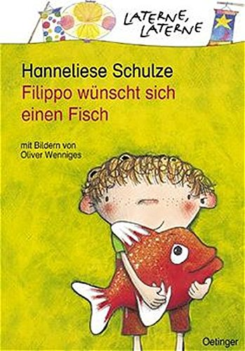 Filippo wünscht sich einen Fisch (Laterne, Laterne)