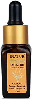 Inatur Kumkumadi Facial Oil Ayurvedic Blend 12ml