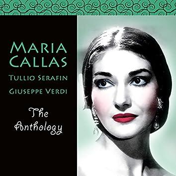 Maria Callas The Anthology