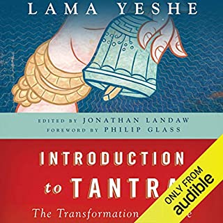 Introduction to Tantra audiobook cover art