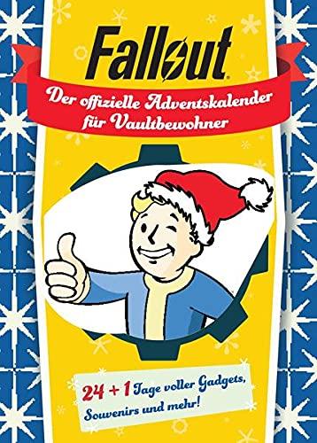 Fallout: Der offizielle Adventskalender für Vaultbewohner: 25 Tage voller Gadgets, Souvenirs und mehr!