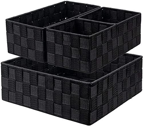 Cajas Organizadoras Cocina Apilables Marca WUWEOT