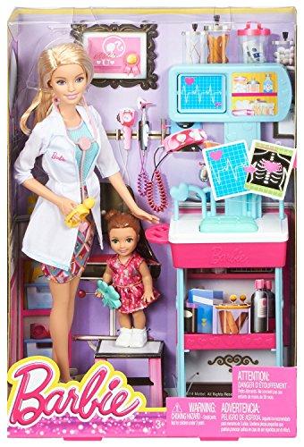Barbie Yo Puedo Ser Surtido Médico