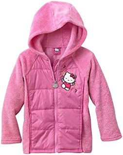 d2e339950 Amazon.com: Hello Kitty - Jackets & Coats / Clothing: Clothing ...