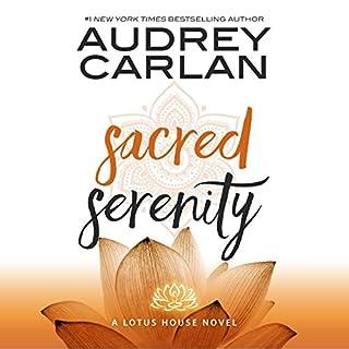 Sacred Serenity audiobook cover art