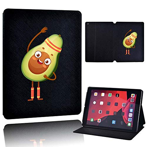 lingtai Case For Ap Ipad 10.2 7th 8th 2020/Ipad Mini/Ipad2/3/4/Ipad 5/6/7th Gen/Air4 3 2 1pro Avocado Series Leather Tablet Cover (Color : Avo exe, Size : Pro 11 2018 2020)