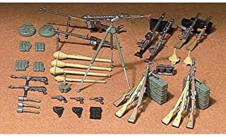 Tamiya America, Inc 1/35 German Infantry Weapons, TAM35111