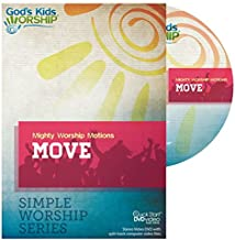 MOVE - Simple Worship Series DVD + .mov files - Mighty Worship Motions
