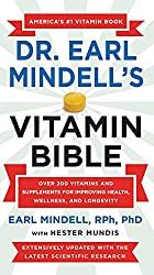 Buy online Earl Mindell's New Vitamin Bible