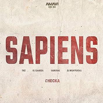 Sapiens (feat. TKE, Bocaseca, Samurai & DJ Muh'fucka)