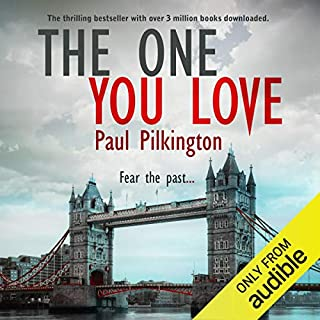 The One You Love audiobook cover art