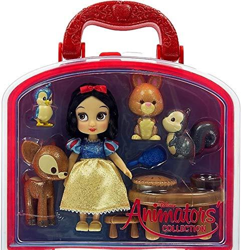 Disney Parks Exclusive - Animators' Collection 5 Inch Mini Doll - Snow White