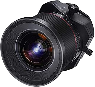 Samyang SAM24TSSONY Objectif 24 mm, F3.5 pour Sony Noir (B00D3LJCYS) | Amazon price tracker / tracking, Amazon price history charts, Amazon price watches, Amazon price drop alerts