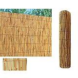 Comercial Candela Cañizo de Bambu Pelado (Bambú, 1,5x5 Metros)