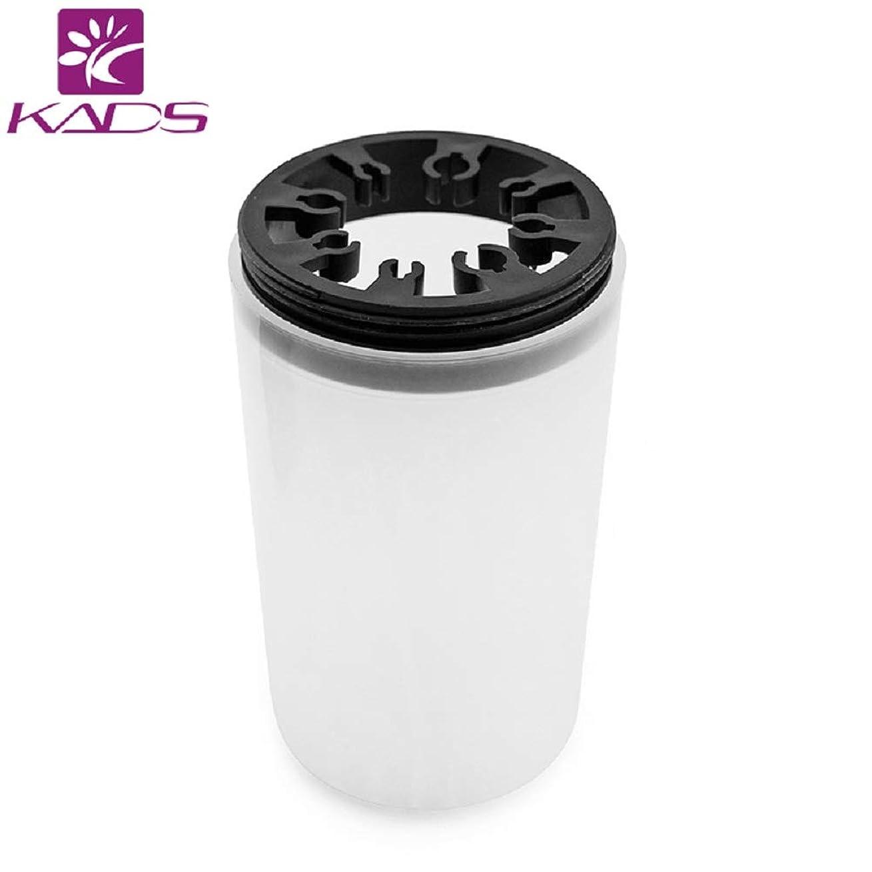 サイバースペース適切な呼び出すKADSネイルアートブラシクリーナーカップ ネイルアートアクセサリーカップ  ペイントツール洗浄カップ プラスチック製 耐久性 ネイルアートアクセサリー