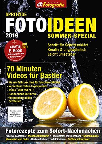 c't Fotografie Sommer-Spezial 2019: Spritzige Fotoideen