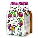 Agua Mineral con Gas sabor Maracujá pack 4x25cl