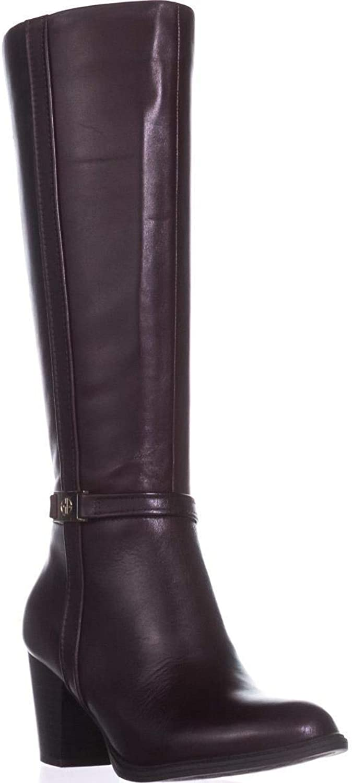 Giani Bernini Womens Raiven Wc Leather Closed Toe Knee High Fashion Boots