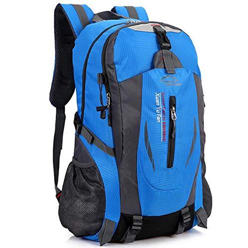 SANDA 40 L New Men Nylon Travel Backpack Large Capacity Camping Casual Bagpack 15 Inch Laptop Backpack Women Outdoor Hiking Bag