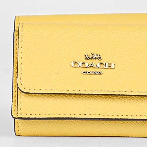 [アウトレット]COACH(コーチ)レディース財布ミニ財布三つ折り財布85027B4PUA(サンライト)