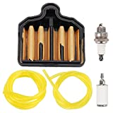 HONEYRAIN 575296301 Air Filter Tune up Kit for Poulan PP5020AV PP4818A 50cc Chainsaw Craftsman...