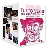 Verdi, G.: Tutto Verdi - The Complete Operas (27 Disc Box Set) (Blu-ray, HD) [Blu-ray]