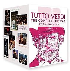 Verdi Collection: The Complete Operas - 27-Disc BoxSet ( Tutto Verdi ) ( Verdi Collection (26 Operas Verdi Collection: The Complete Operas - 27-Disc BoxSet Tutto Verdi Verdi Collection (26 Operas)