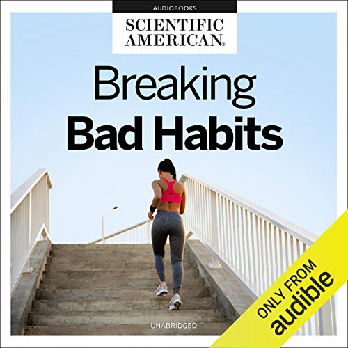 Breaking Bad Habits audiobook cover art