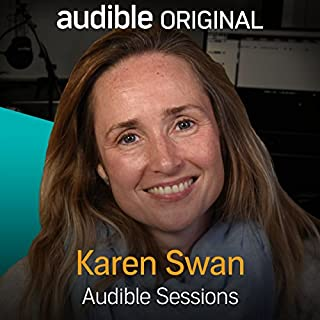 Karen Swan audiobook cover art
