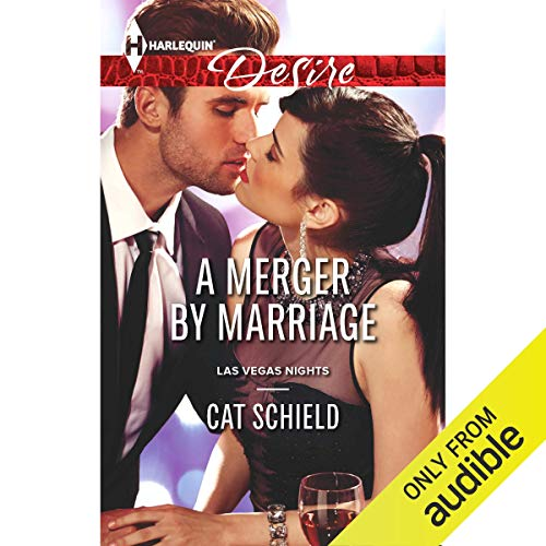 A Merger by Marriage audiobook cover art