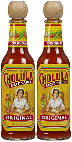 Cholula Original Hot Sauce  5 oz  2 pk