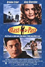 Pop Culture Graphics Blast from The Past Poster Movie B 11x17 Brendan Fraser Alicia Silverstone Christopher Walken