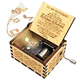 ukebobo Wooden Music Box- You are My Sunshine Music Box, to Boyfriend - 1 Set