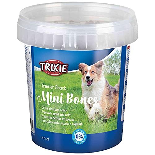 Trixie Snack, ricompense per Cani, per addestramento, Mini Ossa, 500g