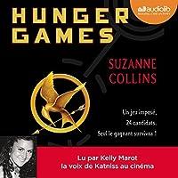 Hunger Games livre audio