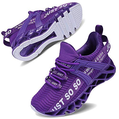 Vivay Kinder Schuhe Sportschuhe Ultraleicht Atmungsaktiv Turnschuhe Low-Top Sneakers Laufen Schuhe Laufschuhe für Mädchen Jungen