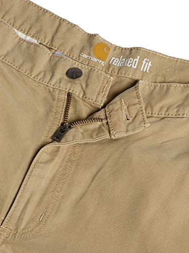 Carhartt Men's Rugged Cargo Pant Relaxed Fit,Dark Khaki,36W x 30L