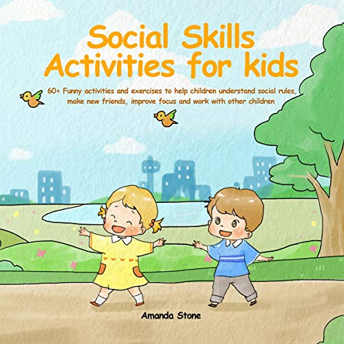 Social Skills Activities for Kids audiobook cover art