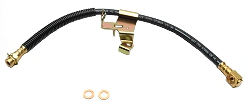 ACDelco 18J1893 Professional Front Passenger Side Hydraulic Brake Hose Assembly