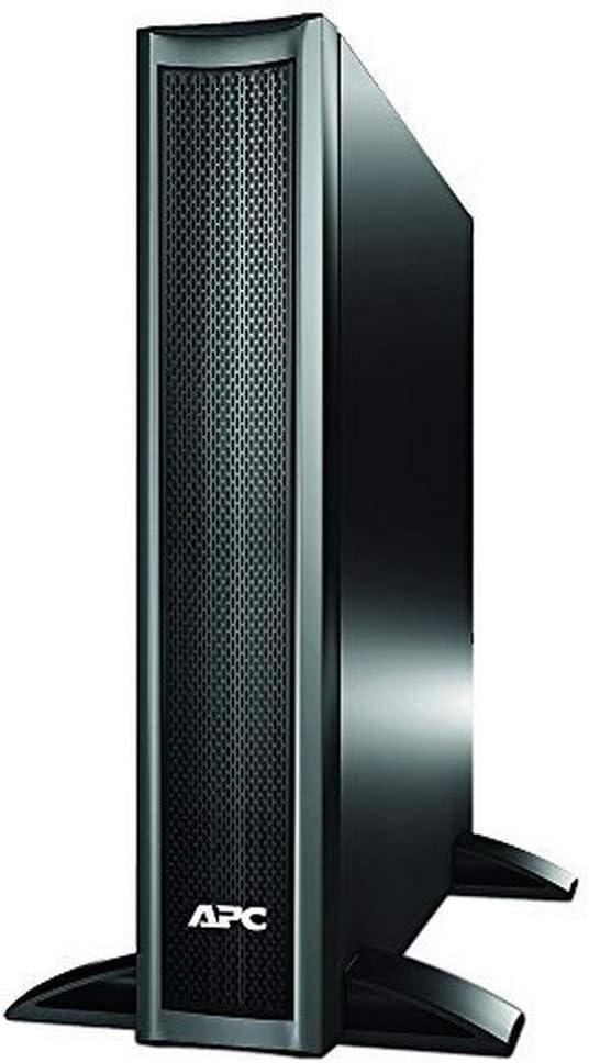 APC External Battery Pack for Smart-UPS Extended Run SMX-Series, SMX48RMPB2U, 48V, 2U Rackmount/Tower convertible