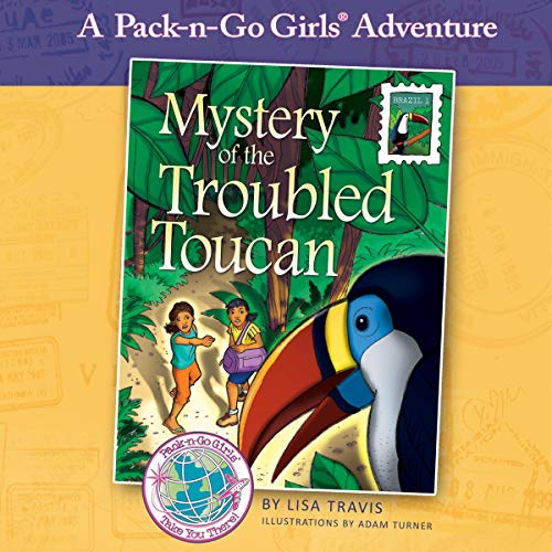 Mystery of the Troubled Toucan: Brazil cover art