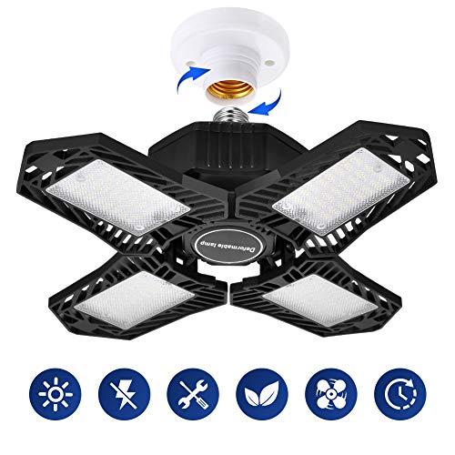 Garaje LED accesorio de iluminación de 150W, 6000-6500K 3 p