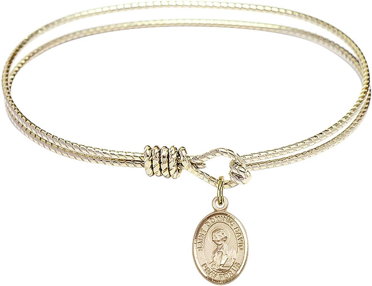 DiamondJewelryNY Eye Hook Bangle depot Bracelet Max 75% OFF Dominic with Sav St. A