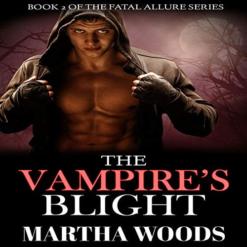 The Vampire's Blight audiobook cover art