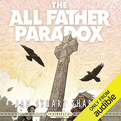 The All Father Paradox audiobook cover art