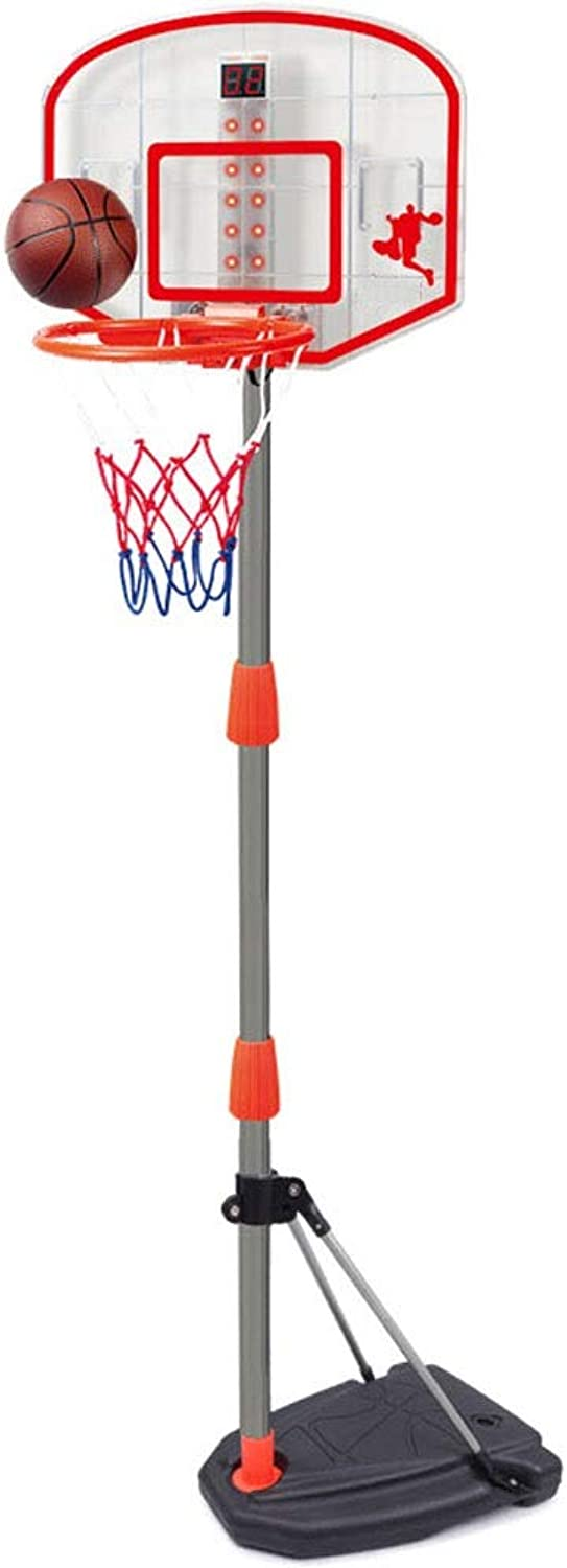 Hai Yan Boutique Toys Toys - Large Outdoor Irons Indoor Basketball Box Shooting Rack - Lifting Basketball Stand - Boy Outdoor Toys