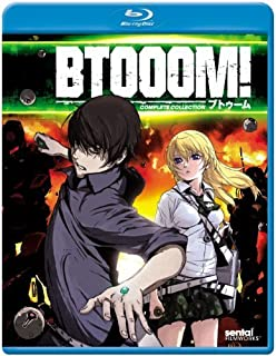 Btooom Complete Collection [Blu-ray] by Section 23