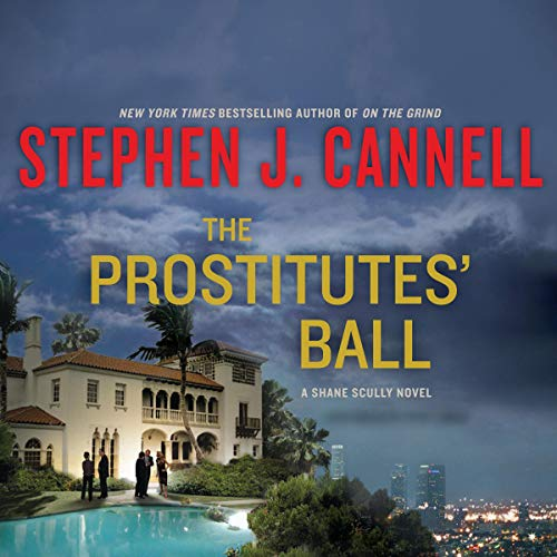 The Prostitutes' Ball audiobook cover art