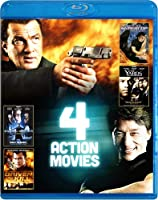 4-Film Action Pack 4 / [Blu-ray] [Import]